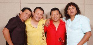 O grupo Los Castillos bateu um papo com Sérgio Reis. (Foto: Divulgação)