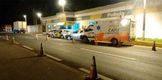 Ação Acorda Motorista acontece nas bases da Polícia Militar Rodoviária. (Foto: Divulgação)