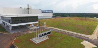 Randon inaugura nova fábrica em Araraquara.
