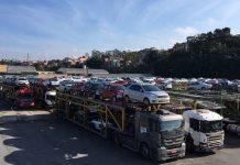 Caminhões cegonha tem nova legislação