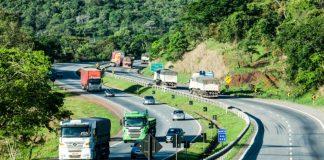 Panes mecânicas na Fernão Dias aumentaram nos primeiros meses do ano.
