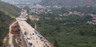 Leilão de concessão do Trecho Norte do Rodoanel Mário Covas foi vencido pelo grupo EcoRodovias. (Foto: Eduardo Saraiva/Governo do Estado de São Paulo)