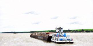 Navegação na Hidrovia Tietê-Paraná pode ser paralisada. (Foto: Arquivo CNT)